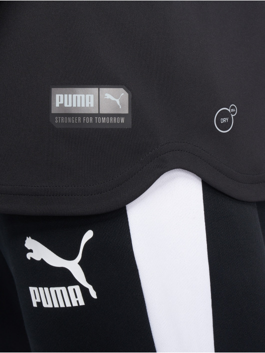 Puma Performance T-Shirt Vent Graphic black
