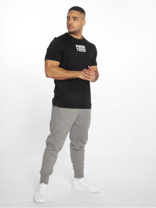 Puma Performance T-Shirt Rebel Up Basic black