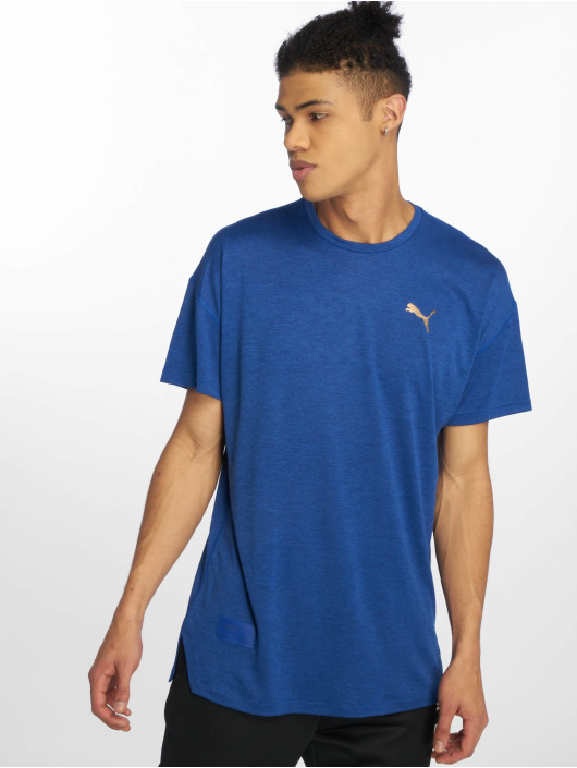 Puma Performance T-Shirt Energy blau