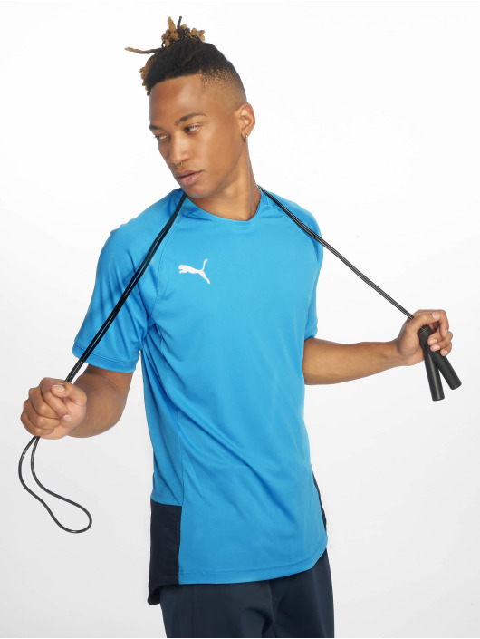 Puma Performance t-shirt Pro blauw