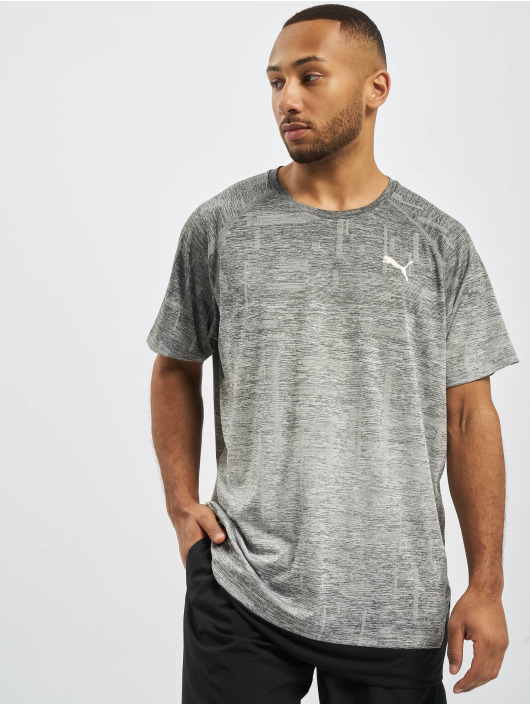 Puma Performance T-Shirt Energy Tech grau