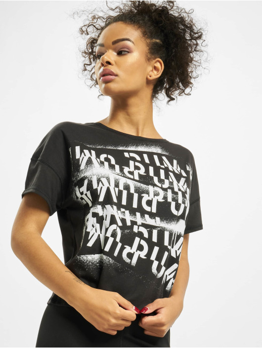 Puma Performance T-shirt Hit Feel It nero