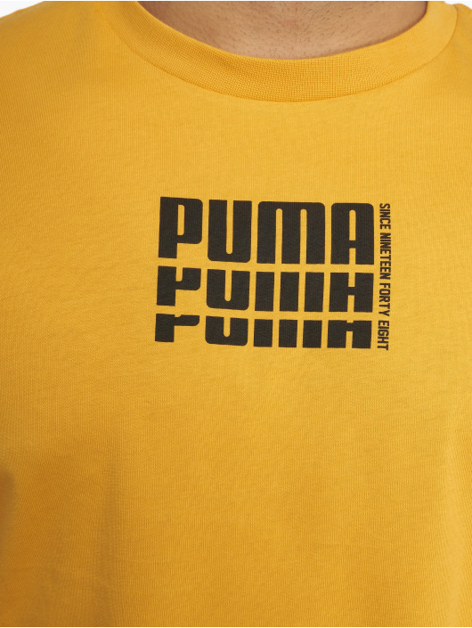 Puma Performance T-Shirt Rebel Up Basic orange