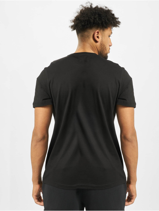 Puma Performance T-Shirt Essentials Small Logo schwarz