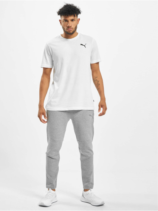 Puma Performance T-Shirt Performance ESS Small Logo Tee white