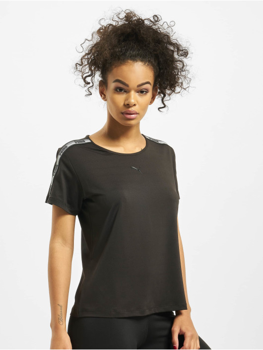 Puma Performance t-shirt Soft Sports zwart