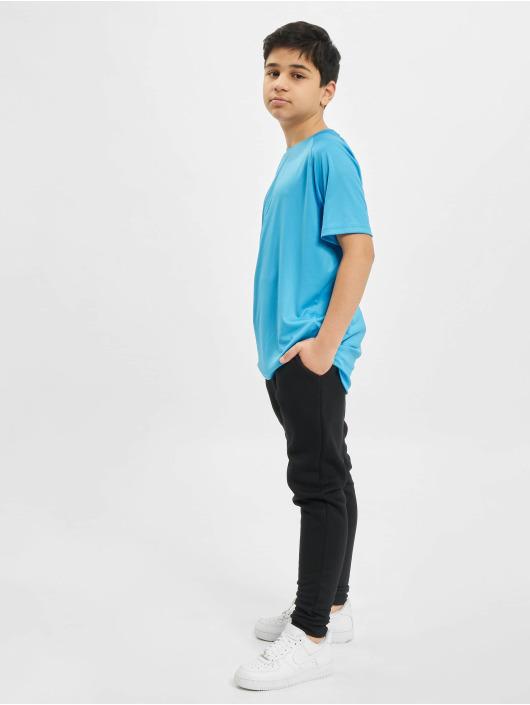 Puma Performance T-shirts Junior blå