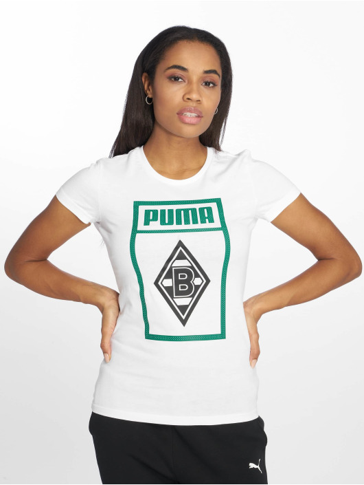 Puma Performance T-Shirty BMG bialy