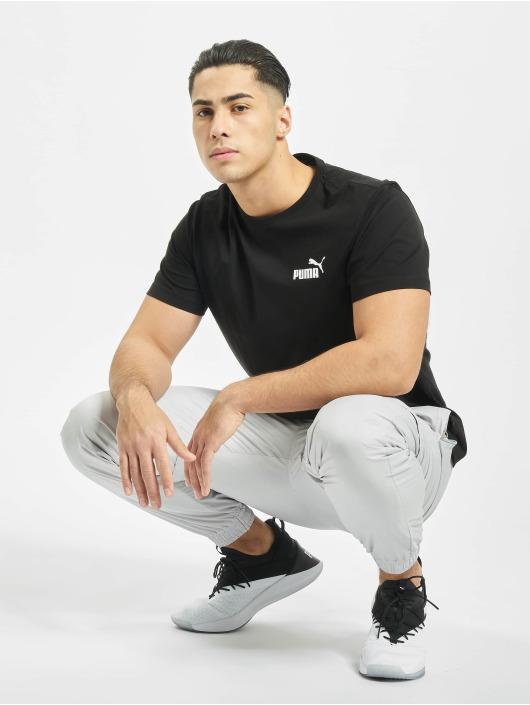 Puma Performance T-Shirty Essentials Small Logo czarny