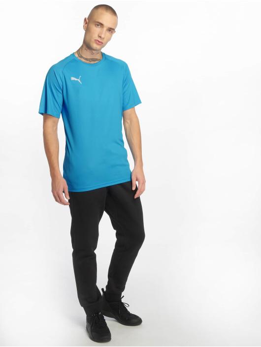 Puma Performance T-Shirty Performance niebieski