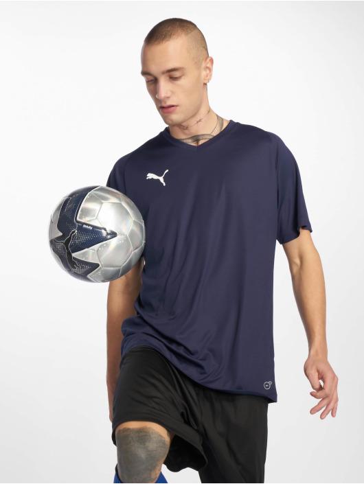 Puma Performance T-Shirty Performance Liga zielony