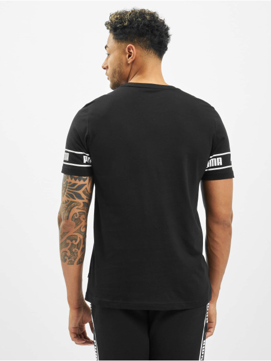 Puma Performance T-skjorter Amplified Big Logo svart