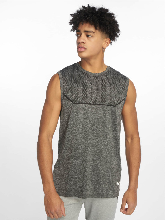 Puma Performance Tank Tops Energy Seamless Slvs schwarz