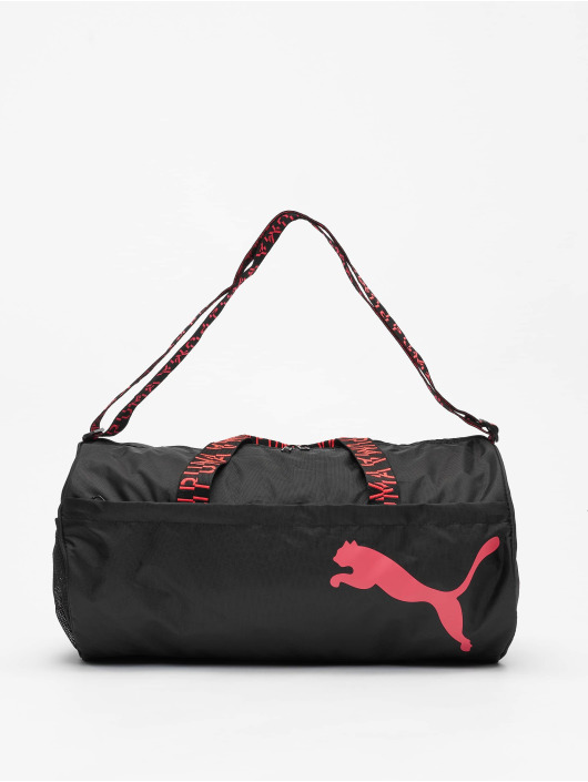 Puma Performance Tasche At E Barrel schwarz