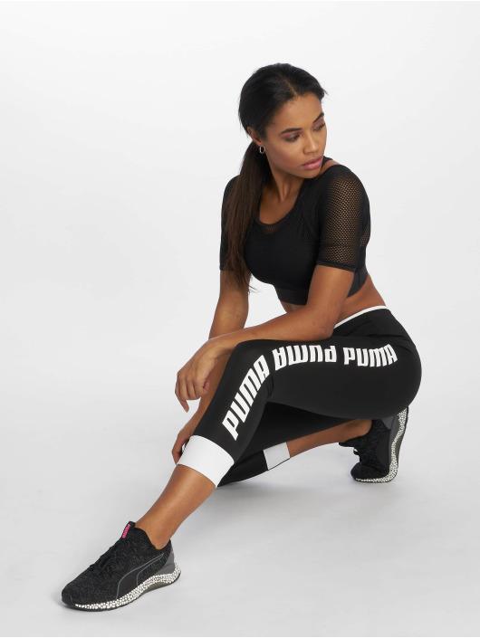 Puma Performance Tights Modern Sports Foldup èierna