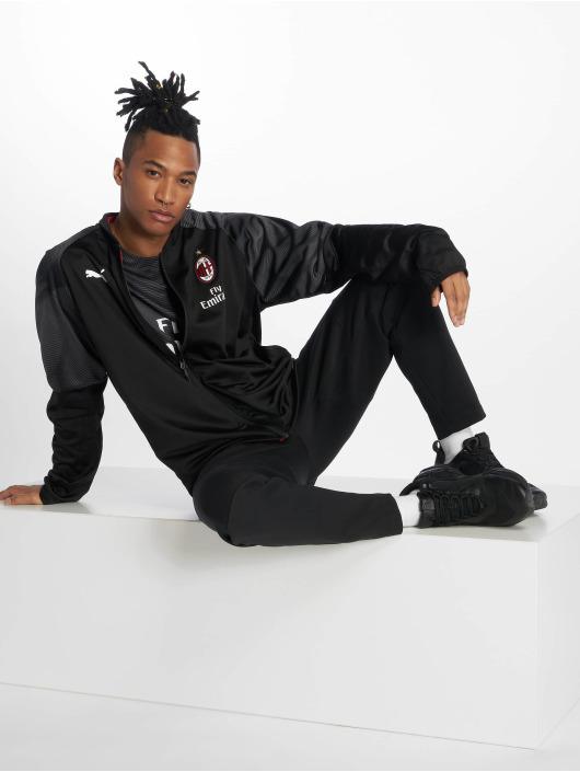 Puma Performance Training Jackets AC Milan Stadium Poly black