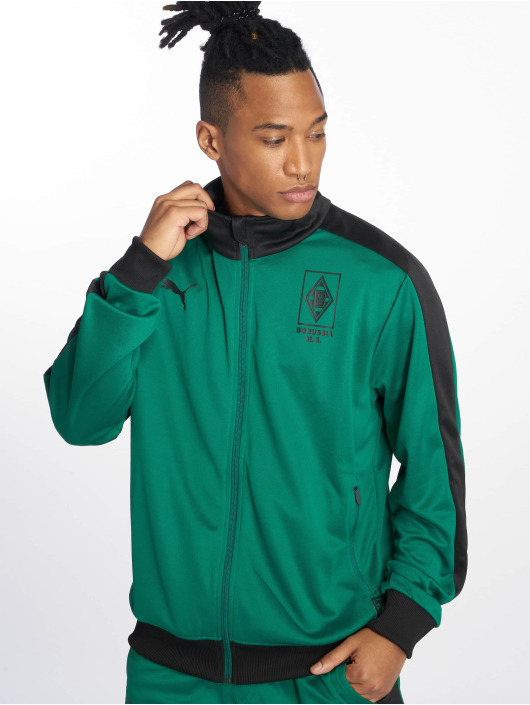 Puma Performance Training Jackets Track green