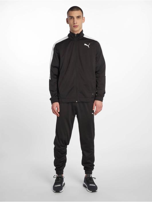 Puma Performance Trainingsanzüge Classic schwarz