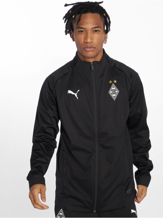 Puma Performance Trainingsjacken BMG Softshell czarny