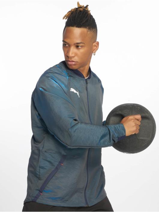 Puma Performance Trainingsjacken Pro modrá