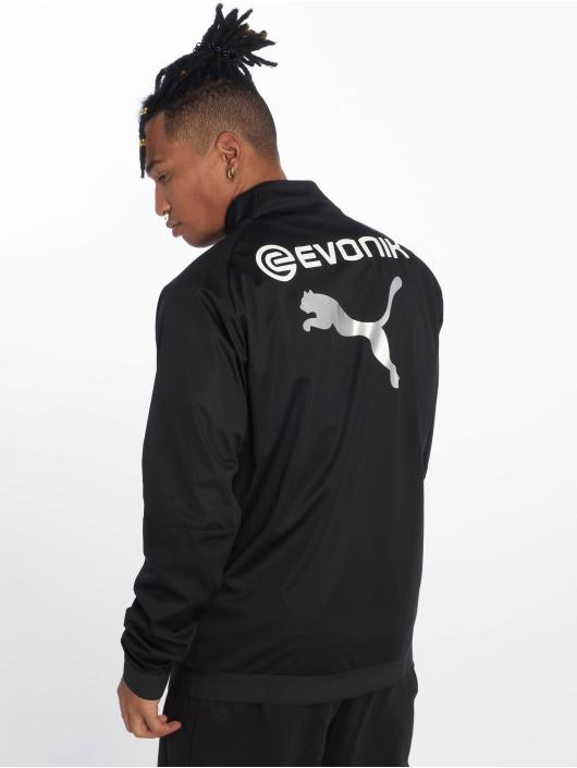 Puma Performance Trainingsjacks Softshell zwart