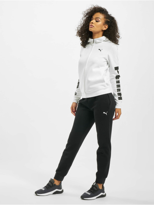 Puma Performance Treningsdrakt Rebel hvit
