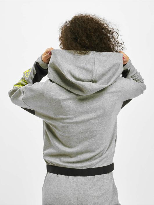 Puma Performance Treningsjakke Hit Feel It grå