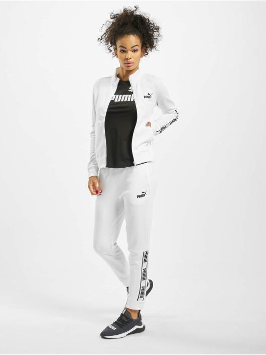 Puma Performance Treningsjakke Amplified hvit