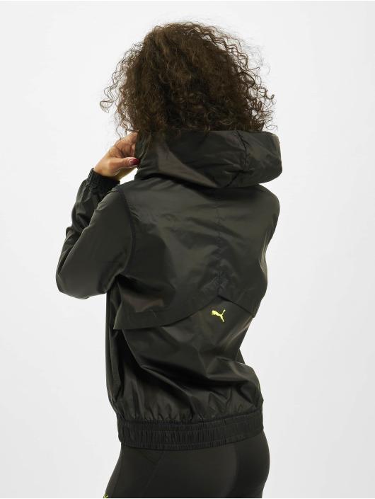 Puma Performance Treningsjakke Be Bold Graphic Woven svart