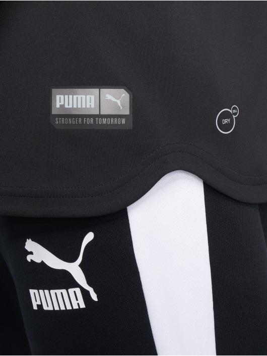 Puma Performance Tričká Vent Graphic èierna