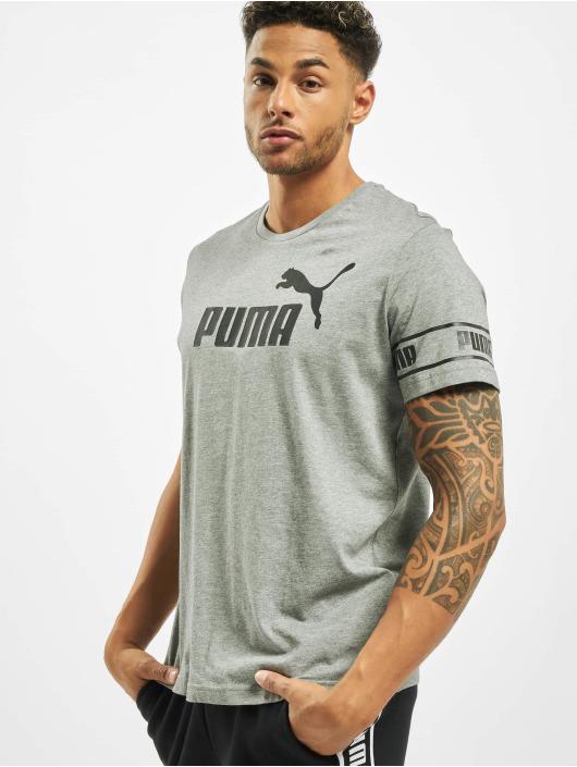 Puma Performance Tričká 5804260 šedá