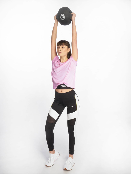 Puma Performance Tričká Turn It Up pink