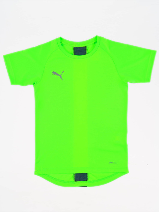 Puma Performance Tričká Junior zelená