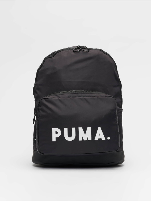 Puma Plecaki Trend czarny