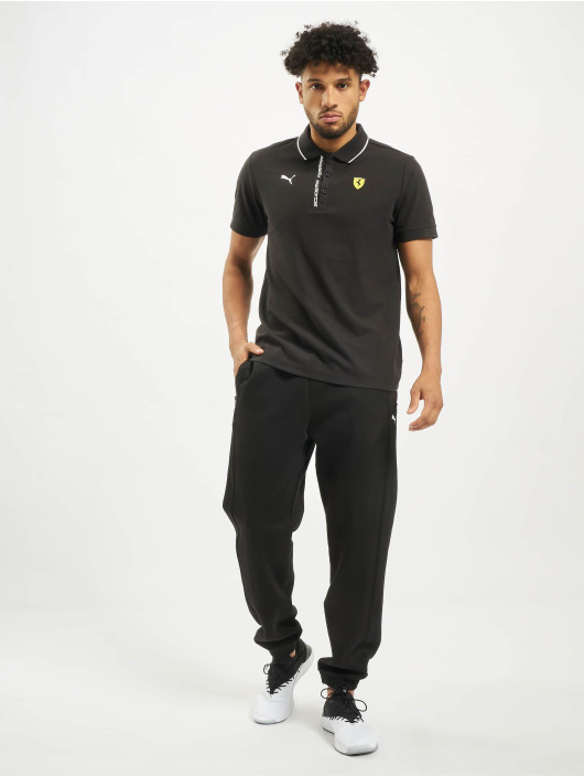 Puma Poloshirt SF Polo schwarz