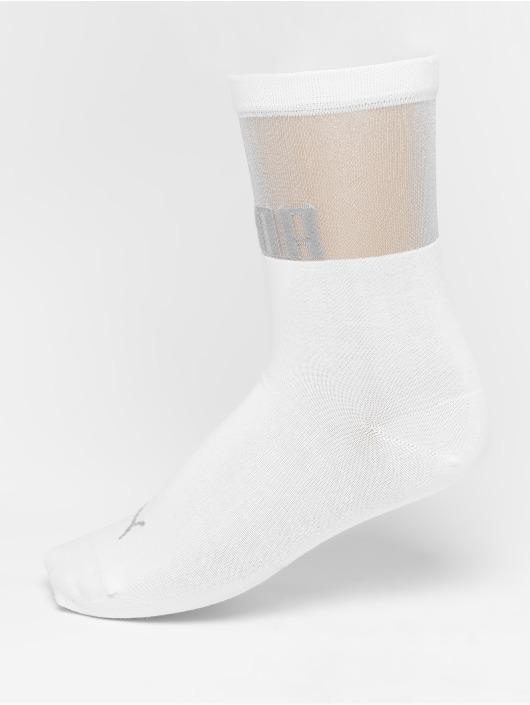 Puma Ponožky Selena Gomez Transparancy Top bílý