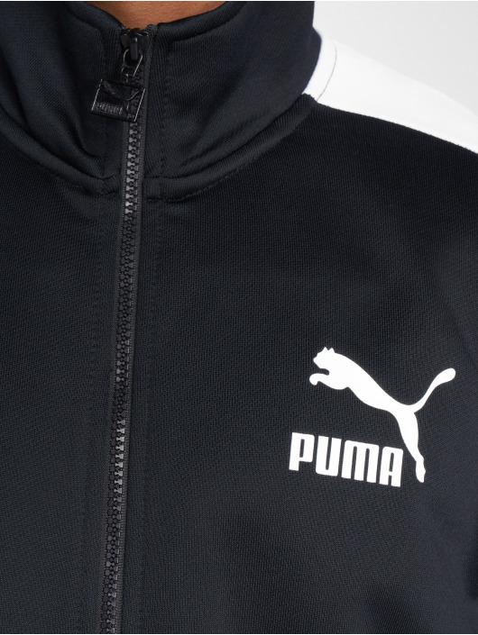 Puma Prechodné vetrovky Classics T7 èierna