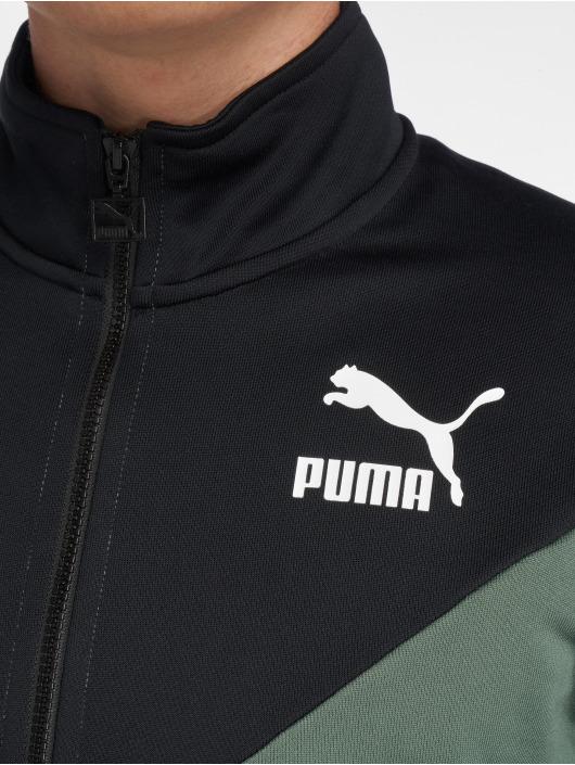 Puma Prechodné vetrovky Mcs modrá
