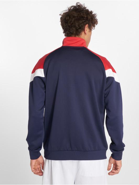Puma Prechodné vetrovky Mcs Track Jacket modrá