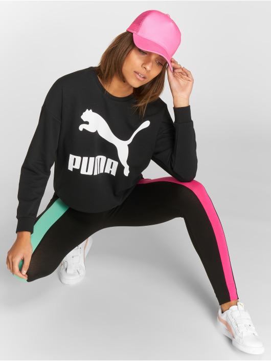 Puma Pullover Classics Logo black