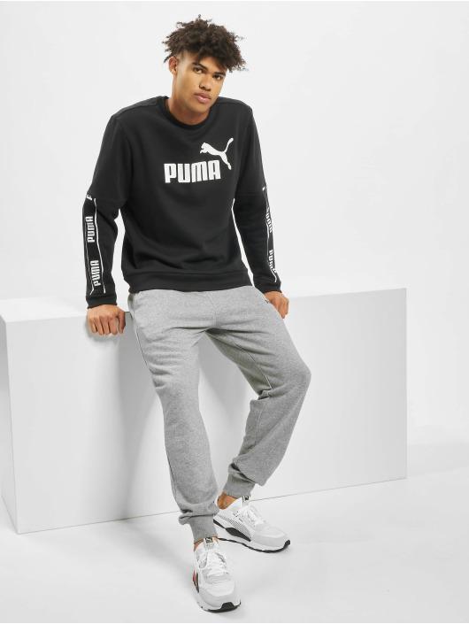 Puma Pullover Amplified Crew black