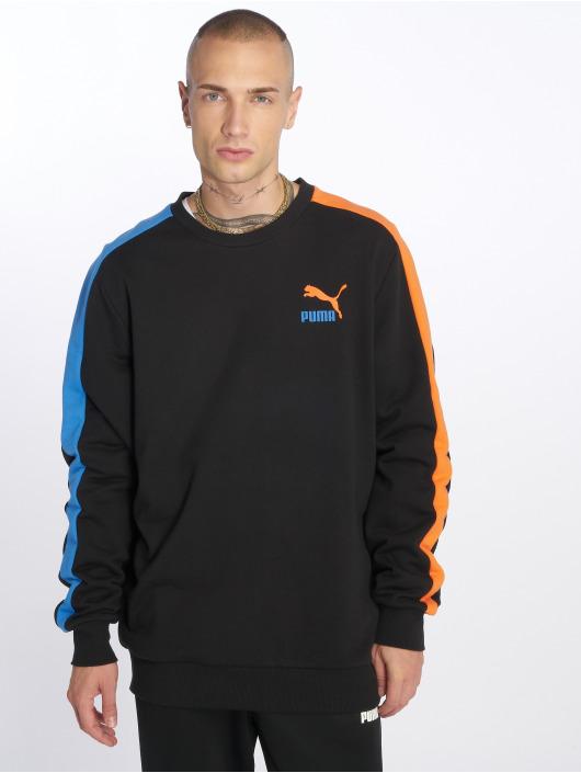 Puma Pullover Classics T7 schwarz
