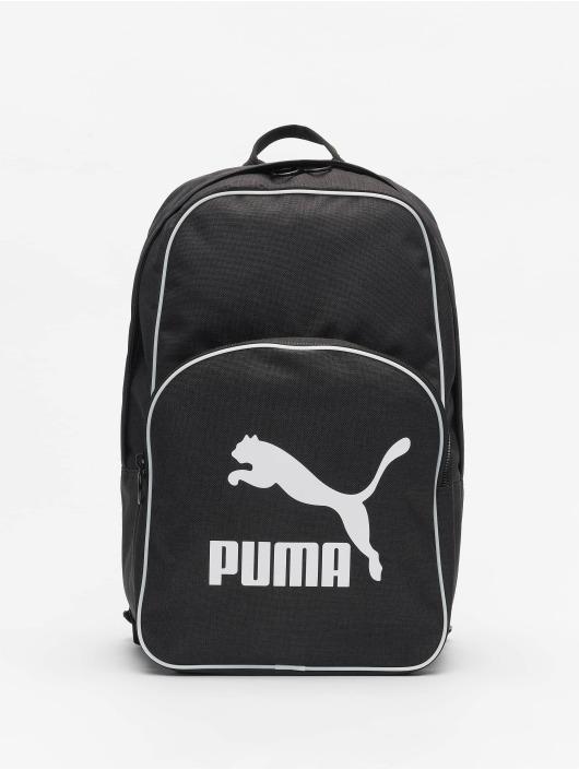 Puma Rucksack Originals Retro schwarz