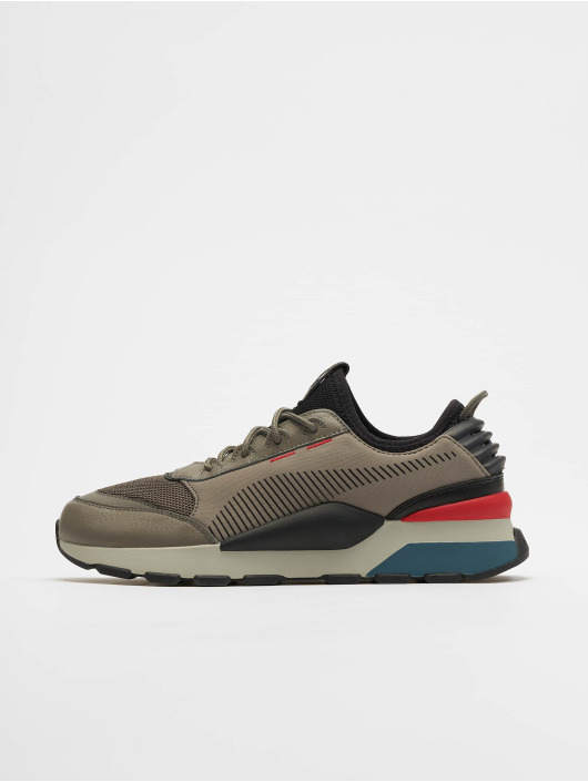 Puma Running Shoes RS-0 Tracks gray