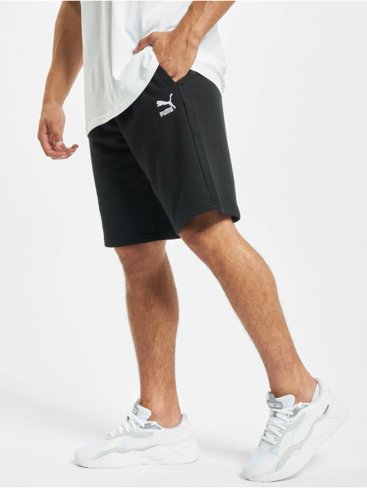 Puma Short Classics Logo black