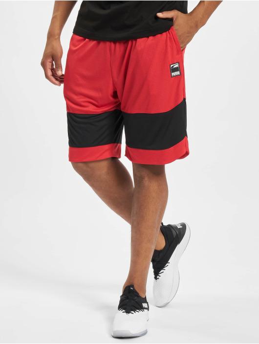 Puma Short Ultimate rouge