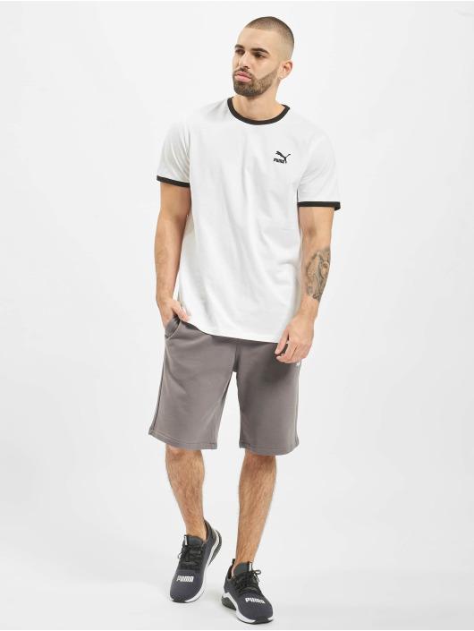 Puma Shorts Classics Emb grau