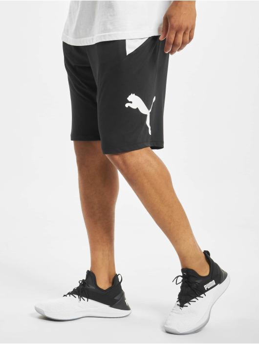 Puma Shorts Cat schwarz