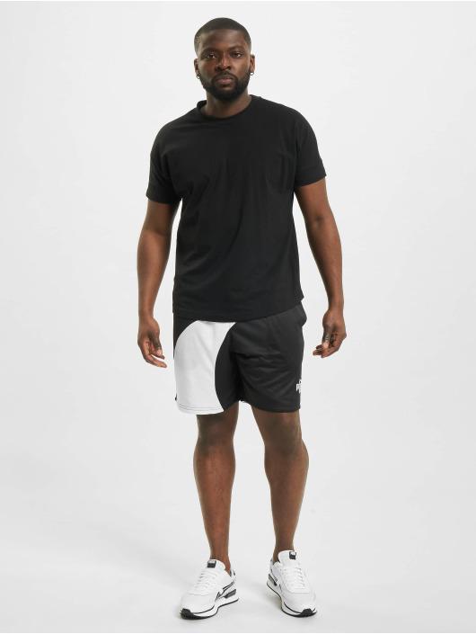 Puma Shorts Flare schwarz