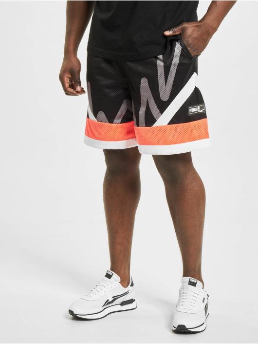 Puma Shorts Jaws Mesh svart